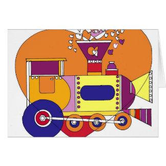 train 300dpi card