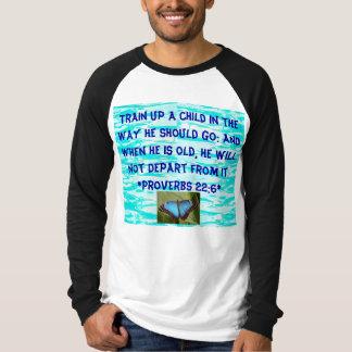 train a child mens shirt