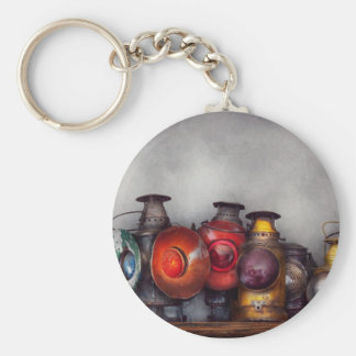 Train - A collection of Rail Road lanterns Keychain