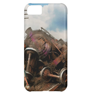 Train - Accident - Butting heads 1922 iPhone 5C Case