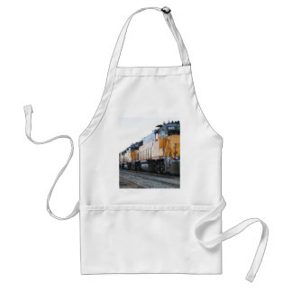 Train  apron