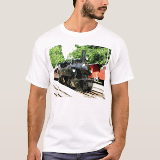 Train at Chamby railway museum T-Shirt