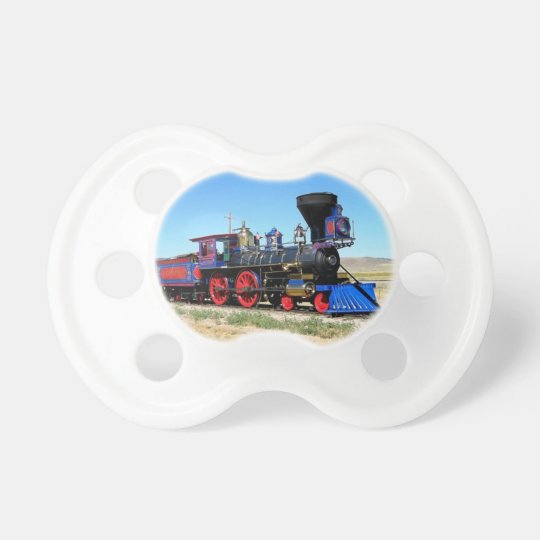 Train Baby Pacifiers
