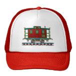 Train Caboose Car Hats
