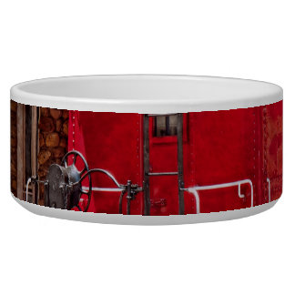Train - Caboose - End of the line Bowl