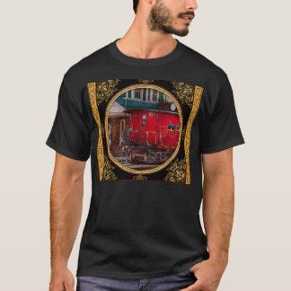 Train - Caboose - End of the line T-Shirt