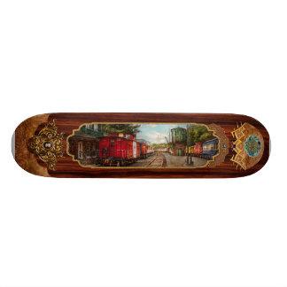 Train - Caboose - Tickets Please Skateboard