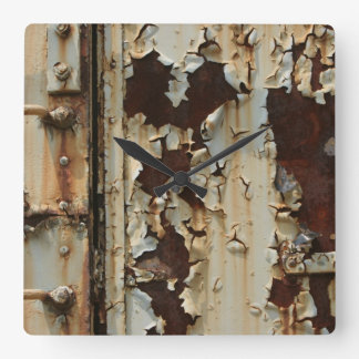 Train Car Wall Clock III - The Vintage Collection