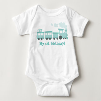 Train Cars Birthday Shirt