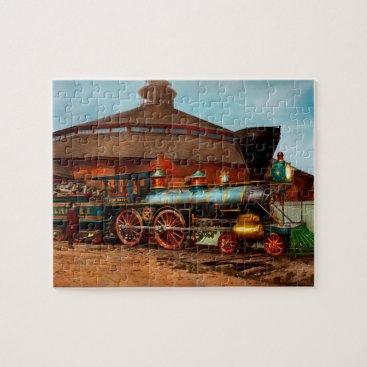 Train - Civil War - General Haupt 1863 Jigsaw Puzzle