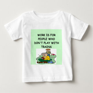 TRAIN collector Baby T-Shirt