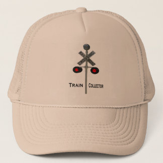 Train Collector Hat