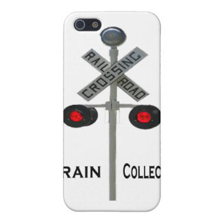 Train Collector IPhone 4  Case Cover For iPhone 5