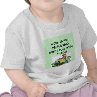 TRAIN collector T Shirts