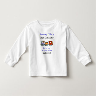 Train Conductor/Big Brother Shirt