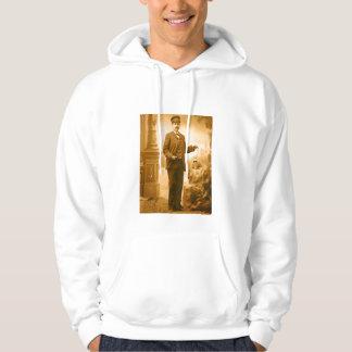 Train Conductor Hoodie/Sweatshirt Hoodie
