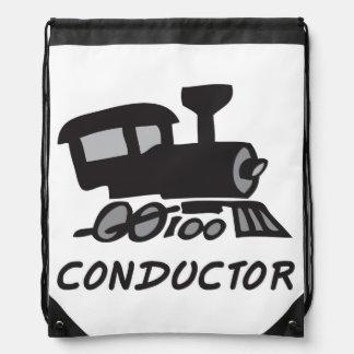 Train Conductor Backpacks