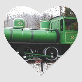 train - Copy.JPG display Natural Tunnel State Park Heart Sticker