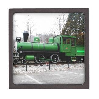 train - Copy.JPG display Natural Tunnel State Park Premium Trinket Box