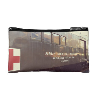 train cosmetic bag