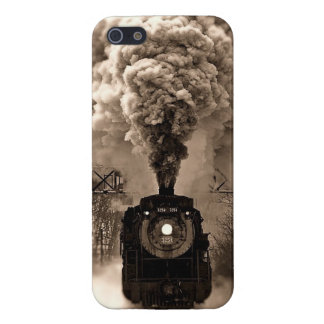 Train Cover For iPhone SE/5/5s