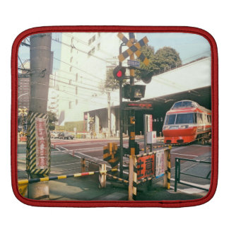 Train Crossing Japan Ipad Sleeve
