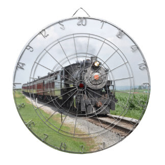 Train Dartboard