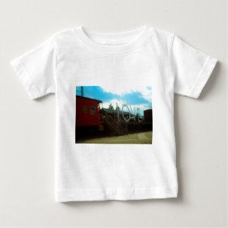 Train Depot Baby T-Shirt
