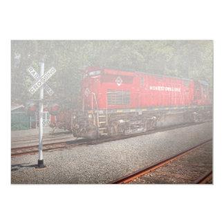 Train - Diesel - Morristown Erie Card