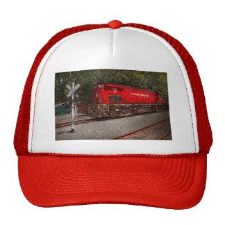 Train - Diesel - Morristown Erie Trucker Hat