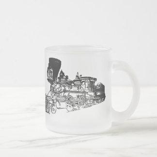 Train Drawing Design Mug