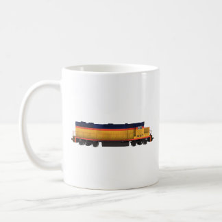 Train Engine: Chesapeake Color Scheme: Coffee Mug