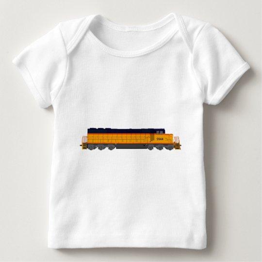 Train Engine: Classic Color Scheme: Baby T-Shirt