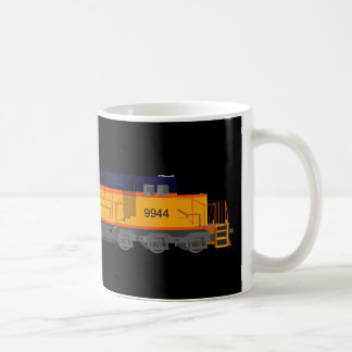 Train Engine: Classic Color Scheme: Coffee Mug