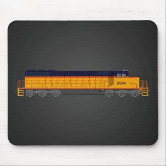 Train Engine: Classic Color Scheme: Mousepad