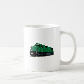 Train Engine Coffee Mug