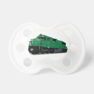 Train Engine Pacifier