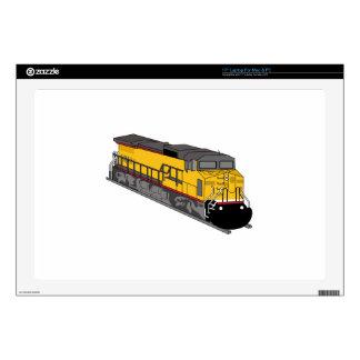 "Train Engine Skin For 17"" Laptop"