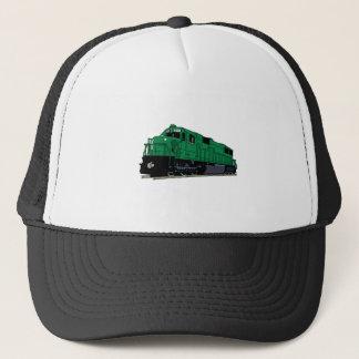Train Engine Trucker Hat