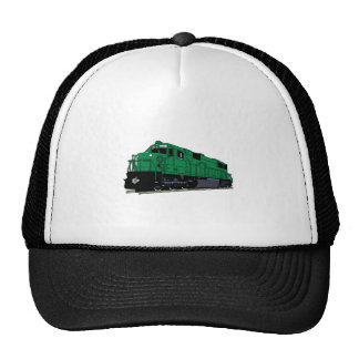 Train Engine Trucker Hat
