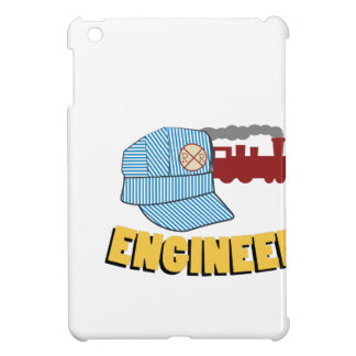Train Engineer Case For The iPad Mini