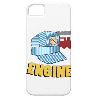 Train Engineer iPhone SE/5/5s Case