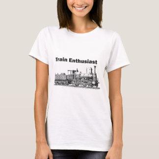 Train Enthusiast T-Shirt