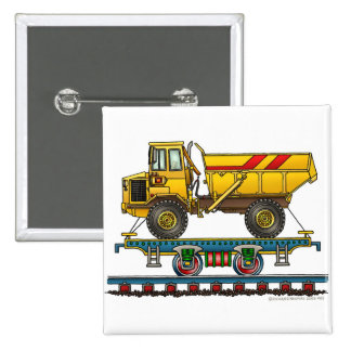 Train Flat Car Dump Truck Pins