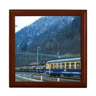 Train Gift Box