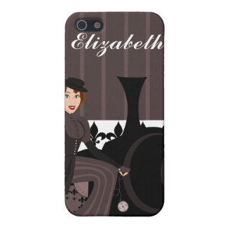 Train Girl Covers For iPhone 5
