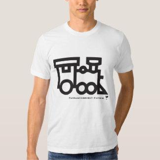 train, Glass, Enfranchisement Express - Customized T Shirt