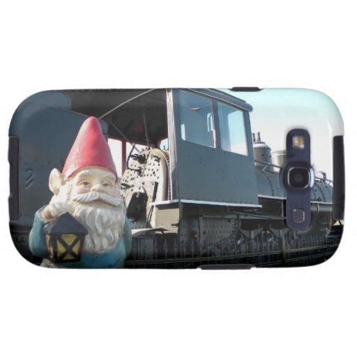 Train Gnome Samsung Galaxy S3 Cover