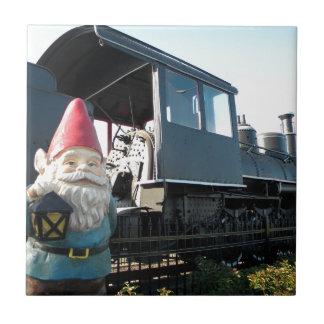 Train Gnome Tiles