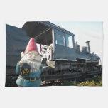 Train Gnome Towel